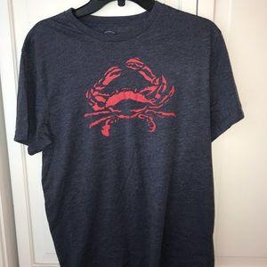 J. Crew Mercantile Broken-in Crab T-Shirt